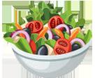 Salad Interlaken