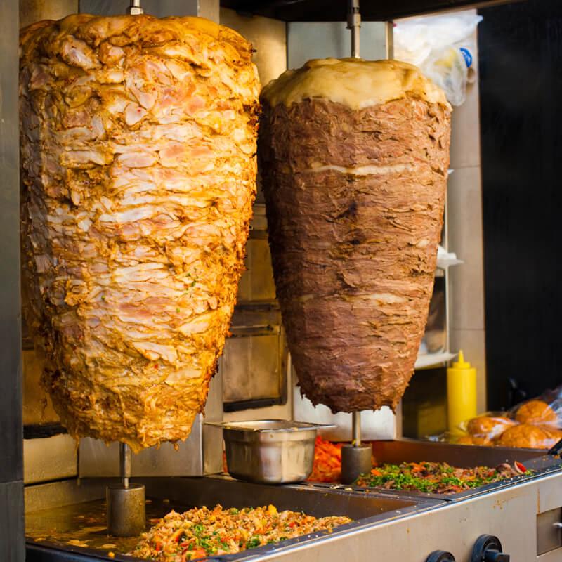 Kebab-Grill-Rotating-meat-schweiz